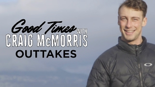 Good Times with Craig McMorris: Ep. 1 Outtakes   CBC Sports