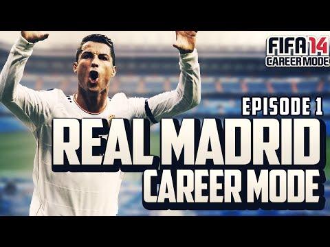 FIFA 14 Next Gen: Real Madrid Career Mode - S1E1 -SUPER LEAGUE!