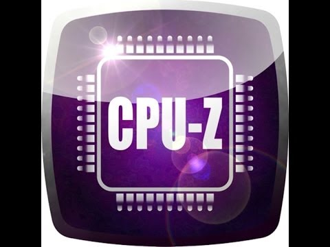 Diagnosticador de Hadware CPU-Z