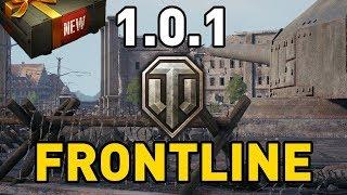 World of Tanks    FRONTLINE: 1.0.1