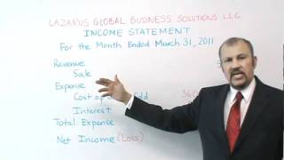 Accounting: Income Statement