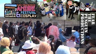 SF Anime Event & Cosplay 2018 Recap