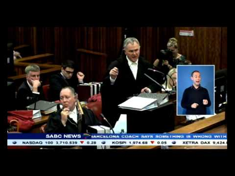 First week of the Oscar Pistorius wrapped up in the North Gauteng High Court in Pretoria.