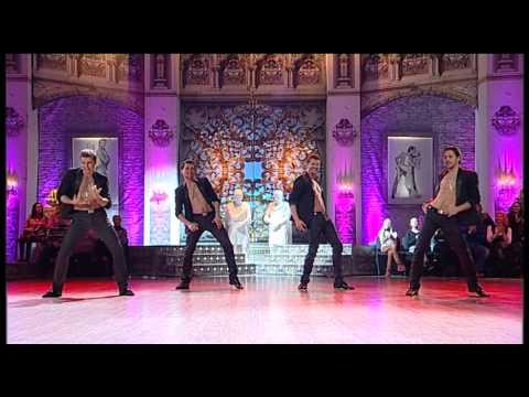 Džentelmenai - noriu @Kviečiu šokti. Pažadinta aistra