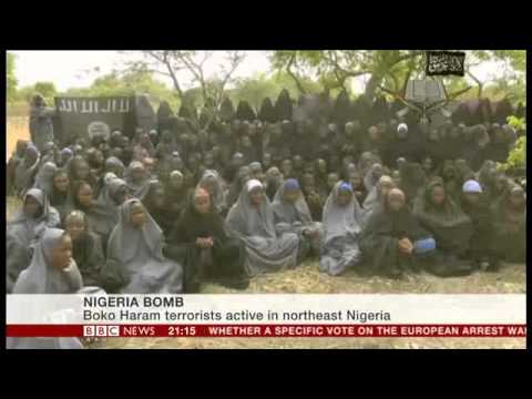 BBC World News - Nigerian security agencies claim success in fighting Boko Haram