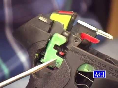 Beretta Px4 Storm Pistol Armorer's Course AGI 1544