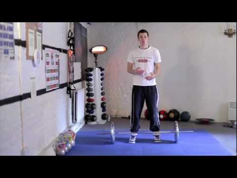 MATT GODDARD FITNESS DEADLIFT WORK OUT - MGF .mov