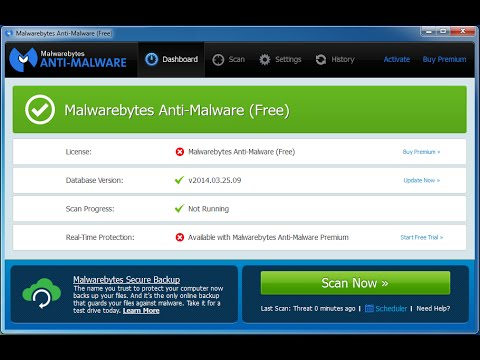 Como Usar MalwareBytes Antivirus Gratuito