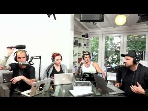 EPISODE #90 Splitting Hairs LIVE Video Podcast For Hairstylists
