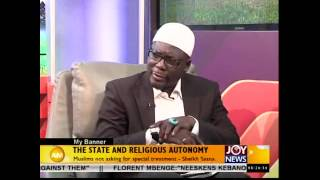 The State And Religious Autonomy - My Banner (23-1-15)