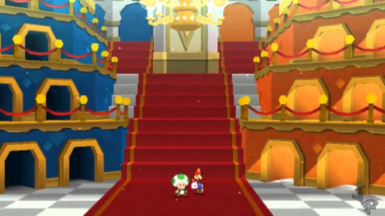Damp Oasis - Super Mario Wiki, the Mario encyclopedia