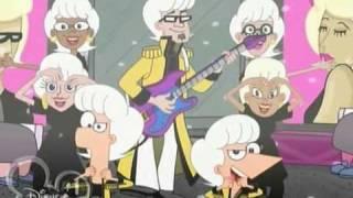 Watch Phineas  Ferb Fabulous video