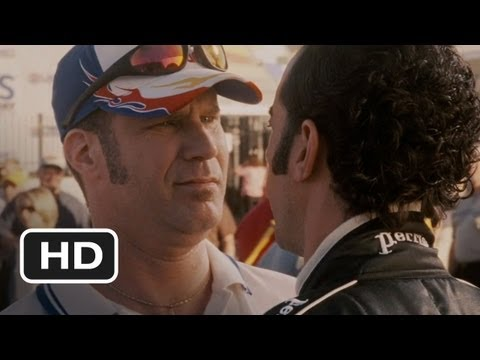 Talladega Nights (2/8) Movie CLIP - That Just Happened! (2006) HD