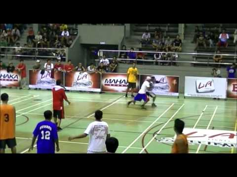 LA Lights Streetball 2013 - Top 10 Plays Allstar Game Solo