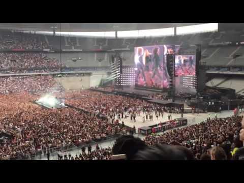 Beyonce - Formation - World Live Tour - Paris France - Stade de France - 2016