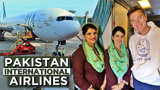 PAKISTAN INTERNATIONAL 777-300ER Experience - PIA REVIEW