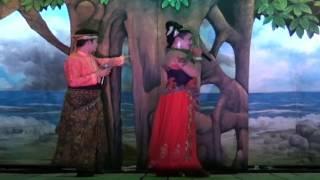 Sandiwara   Lingga Buana   Malam 5  Pangeran Hasanudin  Arya Production