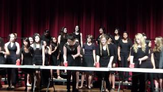 Mililani High School Chorus cup song