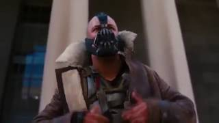 When President Donald Trump Quoted Bane In His Inauguration Speech