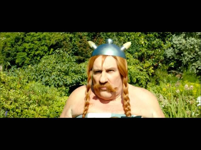 Asterix a Obelix ve službách jejího veličenstva (2012) CZ HD trailer