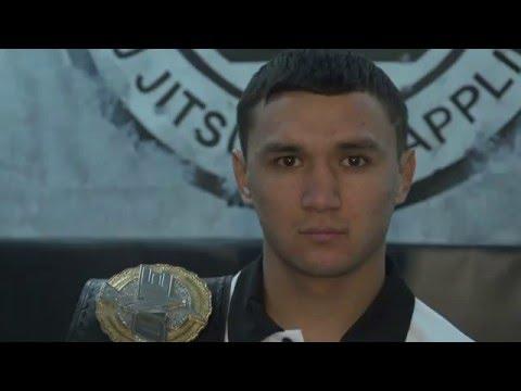 Первый казах - чемпион ONE FC - Кайрат Ахметов