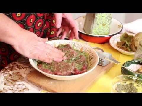 Как замариновать говядину на Битки (стейки)