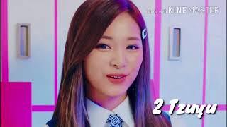 Download Lagu Top 3 Most Beautiful Twice Members İn All MV Gratis STAFABAND