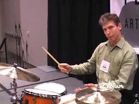 John Riley Drum Lesson Music Videos