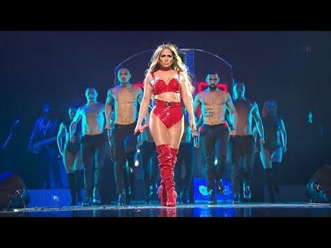 Jennifer Lopez - On The Floor live at Tidal X Brooklyn (4k)