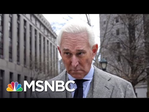 President Donald Trump Adviser Communicated With WikiLeaks In '16 | Morning Joe | MSNBC