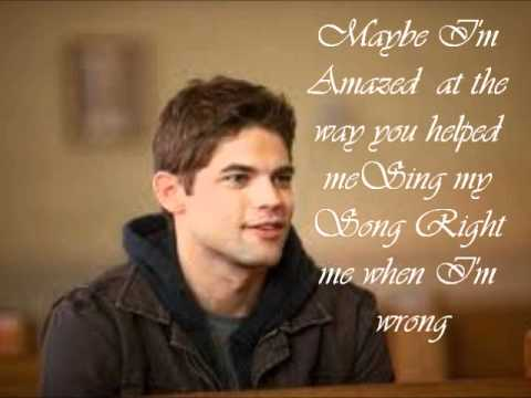 Maybe I'm Amazed- Jeremy Jordan and Keke Palmer Lyrics