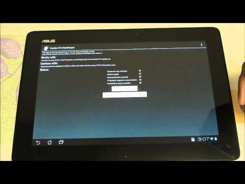 How to ROOT the ASUS Transformer Pad 300 (TF300)