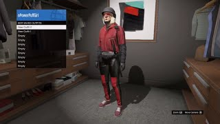 GTA 5 Online Modded Outfit Glitch Female
