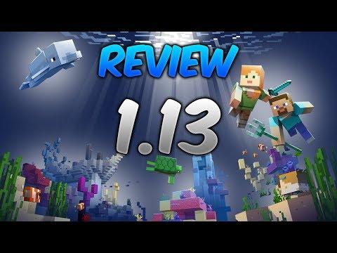 Review Minecraft 1.13 en Español COMPLETA