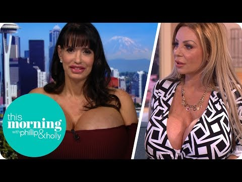 We're Never Going to Stop Making Our Boobs Bigger | This Morning thumbnail