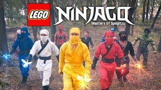 NINJAGO LỐC XOÁY RỒNG BAY GIẢI CỨU SIÊU ANH HÙNG | LEGO NINJAGO DRAGON MASTER