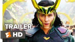 Thor: Ragnarok International Trailer #1 (2017) | Movieclips Trailers