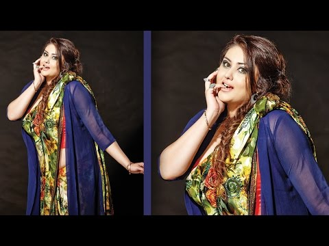 Namitha Kapoor - Exclusive Photoshoot (deepavali Special) | Galatta Tamil video