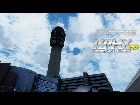 FSX | Flightbeam Phoenix Sky Harbor Intl. Airport