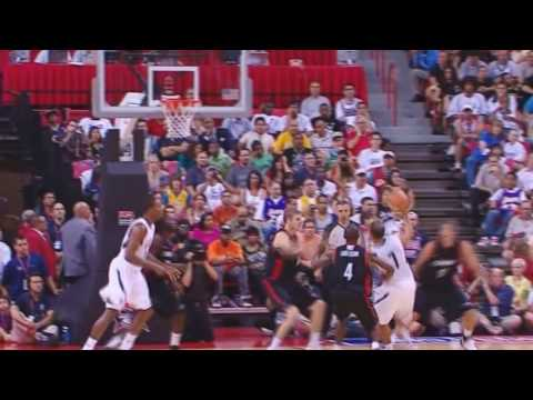 Deron Williams Team USA 08 mix(HD) Video