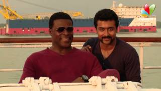 Singam 2 - Danny - Working With Suriya Is Great Pleasure | Singam 2 | Latest Tamil Movies