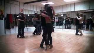 CLASE DE BACHATA EN MADRID BASI Y DEISY www.bailesurmadrid.com