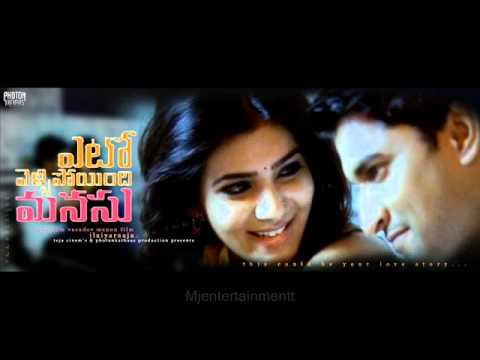 Eto Vellipoindi Manasu video