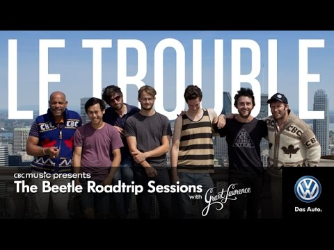Le Trouble: Montreal's best new band performs Beetle Roadtrip Session atop Mont Royal
