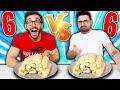 MURRY vs GIAMPYTEK vs 6 KEBAB! Chi ne mangia di più?