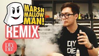 Let's Mix: Marshmallow Man Remix (DIY E-liquid Recipe)