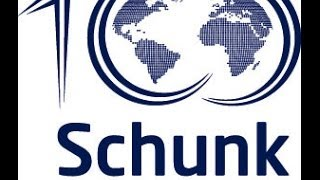 100 years of Schunk - a century of progress