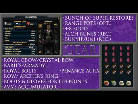 Runescape EoC Slayer Guide: Ascension Dungeon (Rorarius)