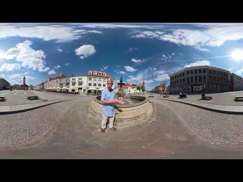 Wirtualna Wycieczka 360°- Białystok