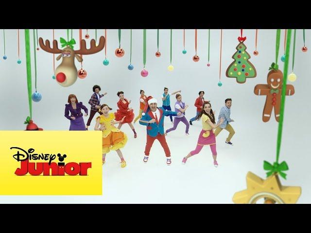 Disney Junior: La Navidad